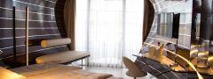 Sonderleuchtenbau Yachtzimmer, Galaxy Beach Hotel, Erding