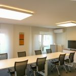 Beleuchtung Bürokomplex Fa. Ihse GmbH, Oberteuringen